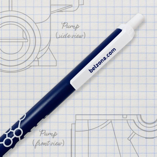 Belzona Antimicrobial Pen Promo Item