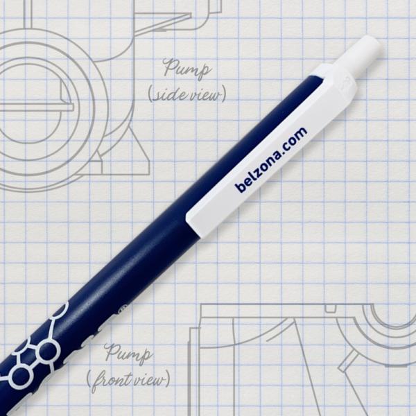 Belzona Antimicrobial Pen Promo Item